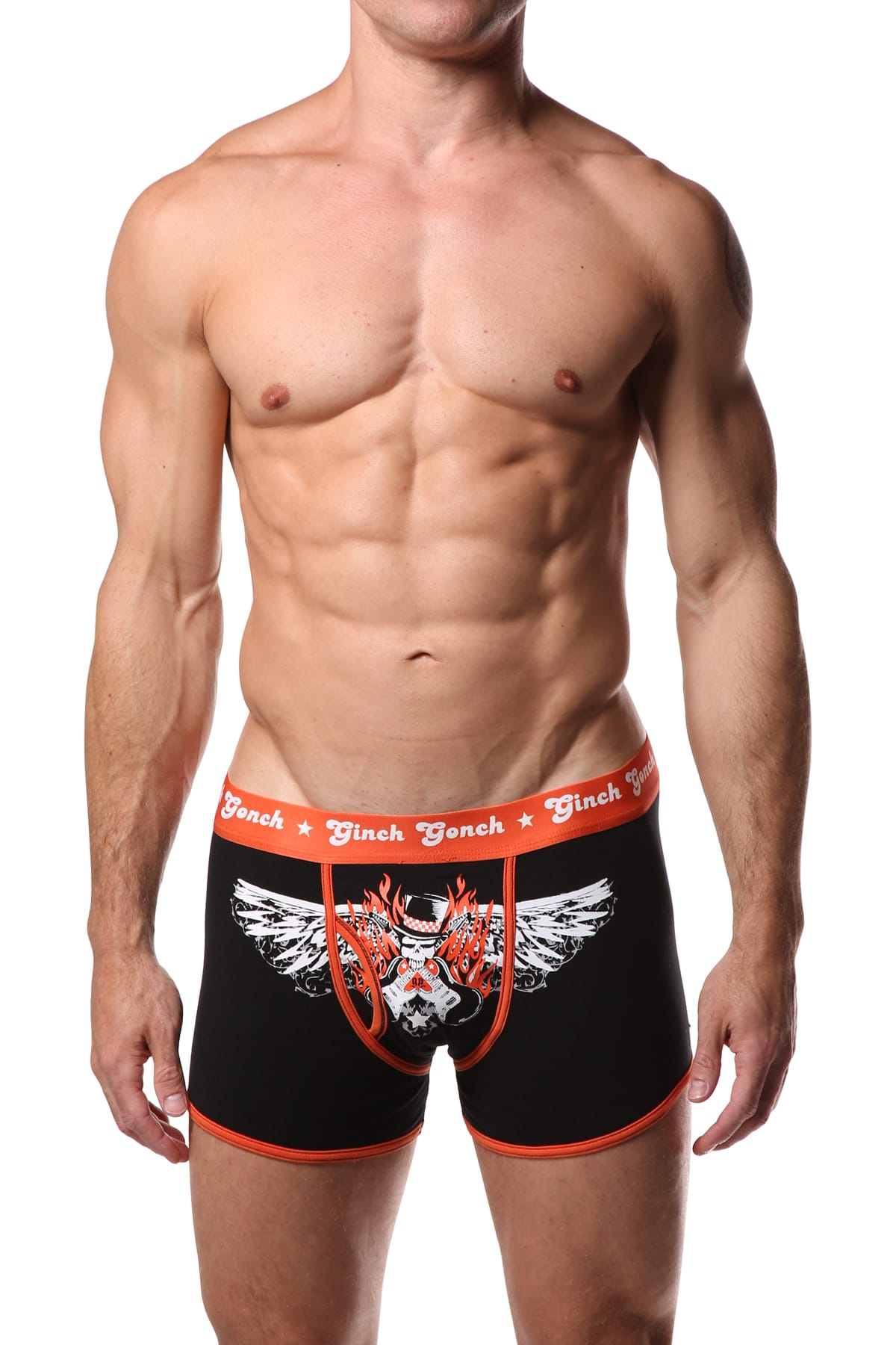 Ginch Gonch Rock-Me Sports-Brief (Trunk)