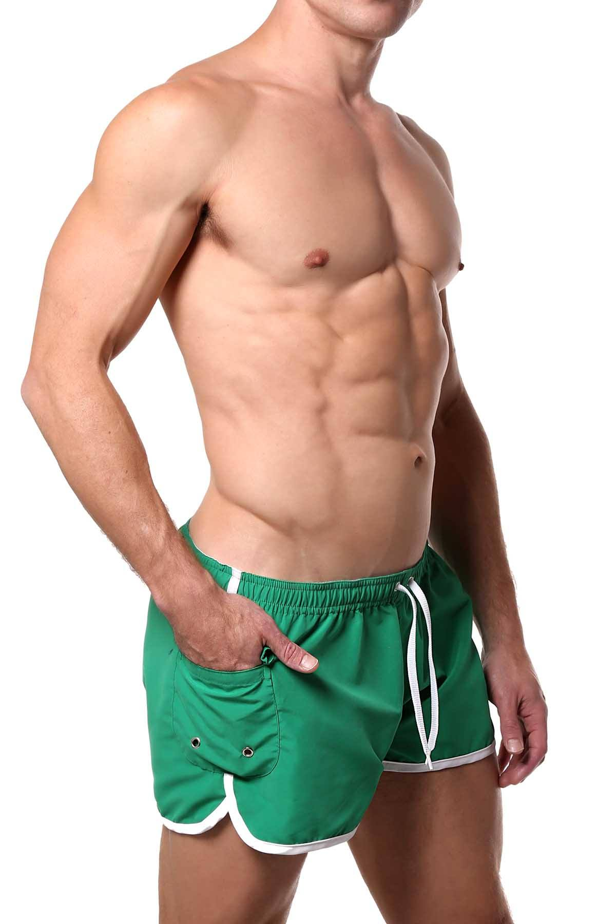 Go Softwear Shamrock/White Surfrider Swim Short