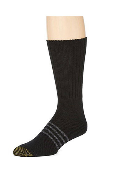 Gold Toe Black Outlast® All-Day Performance Socks - CheapUndies.com