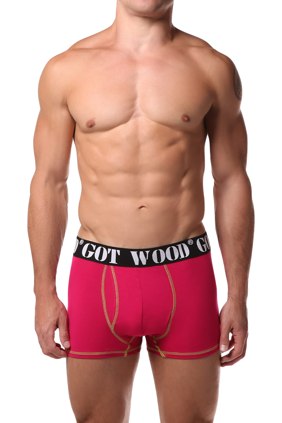 Got Wood Mountain Sunrise Boxer Brief