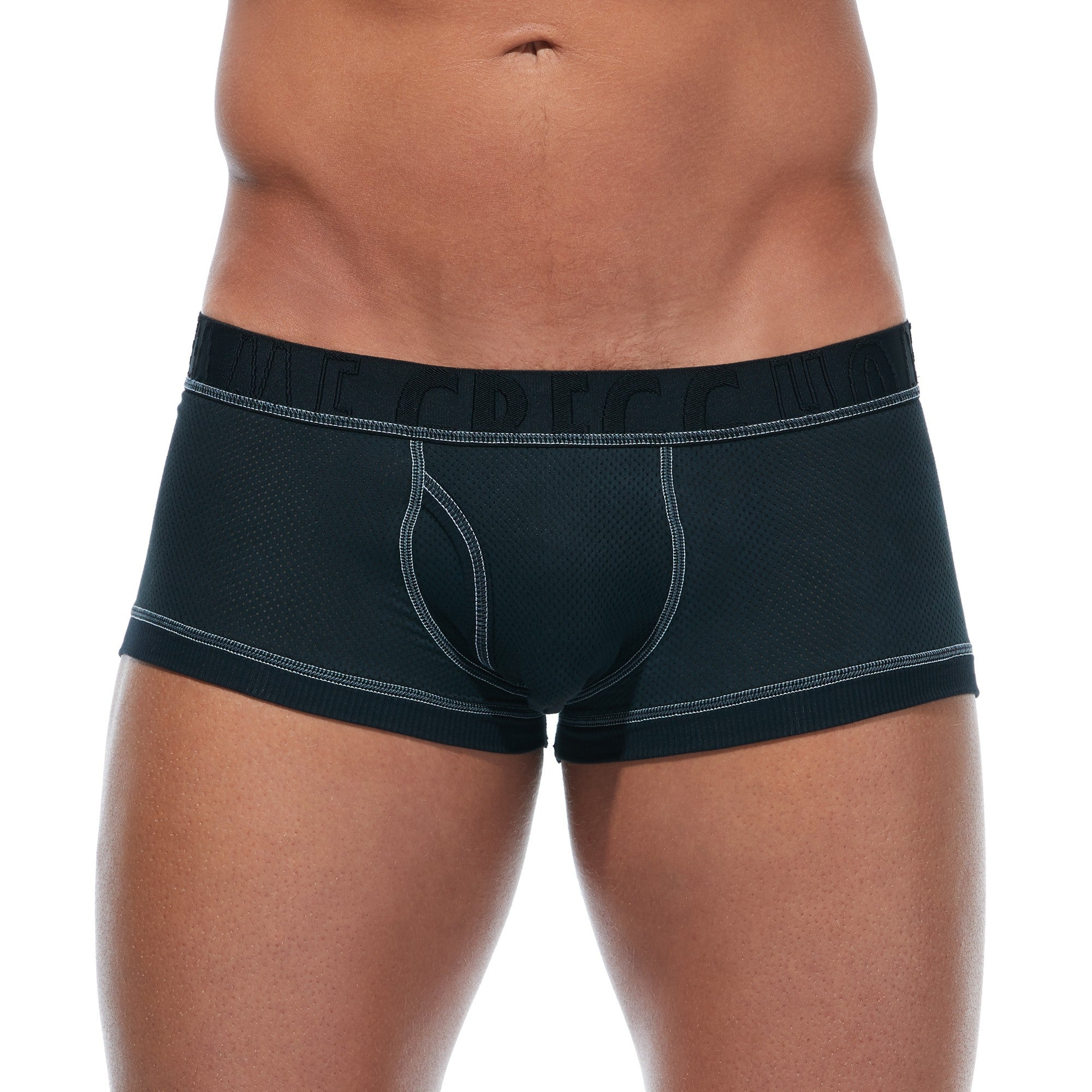 Gregg Homme Black Vintage Boxer Brief