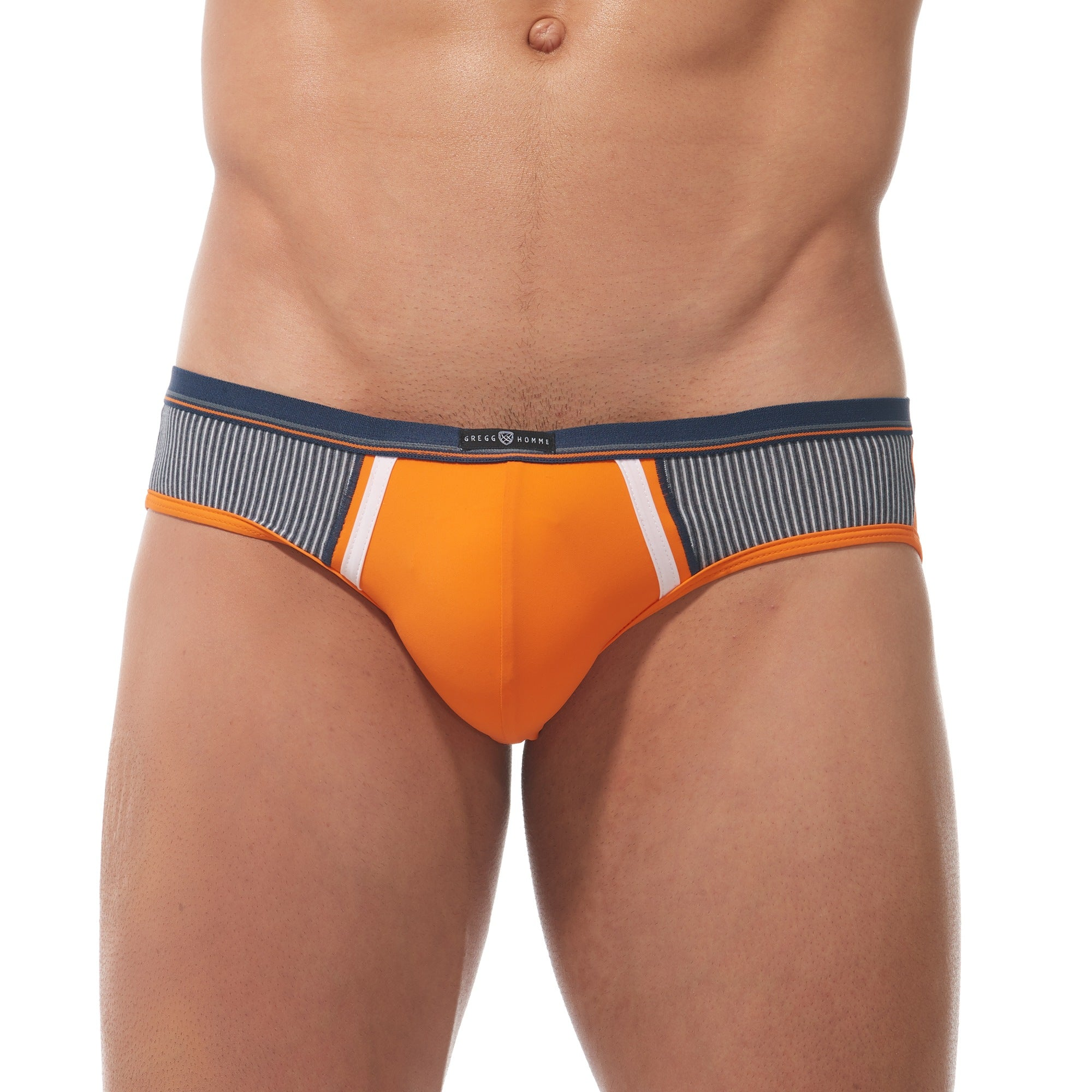 Gregg Homme Orange Push Up 3.0 Brief