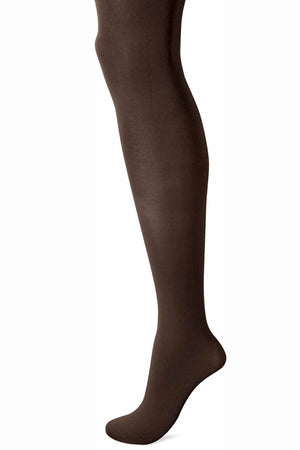 Hanes Mocha PLUS Shapes/Smoothes X-Temp Everyday Opaque Tights
