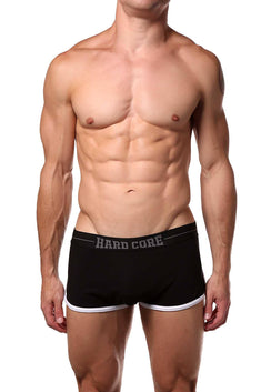 HardCore by GoSoftwear Black Edge Sq-Cut Brief