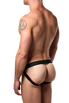 HardCore by GoSoftwear Green Edge Jockstrap