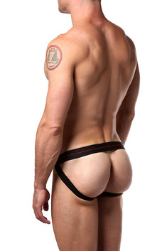 HardCore by GoSoftwear Red Edge Jockstrap