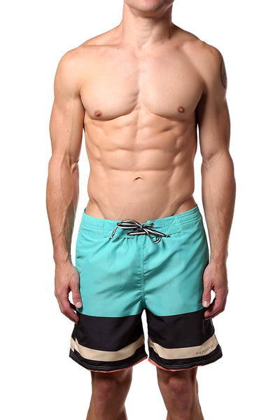 Hawai Green 51705 Swim Trunk Short