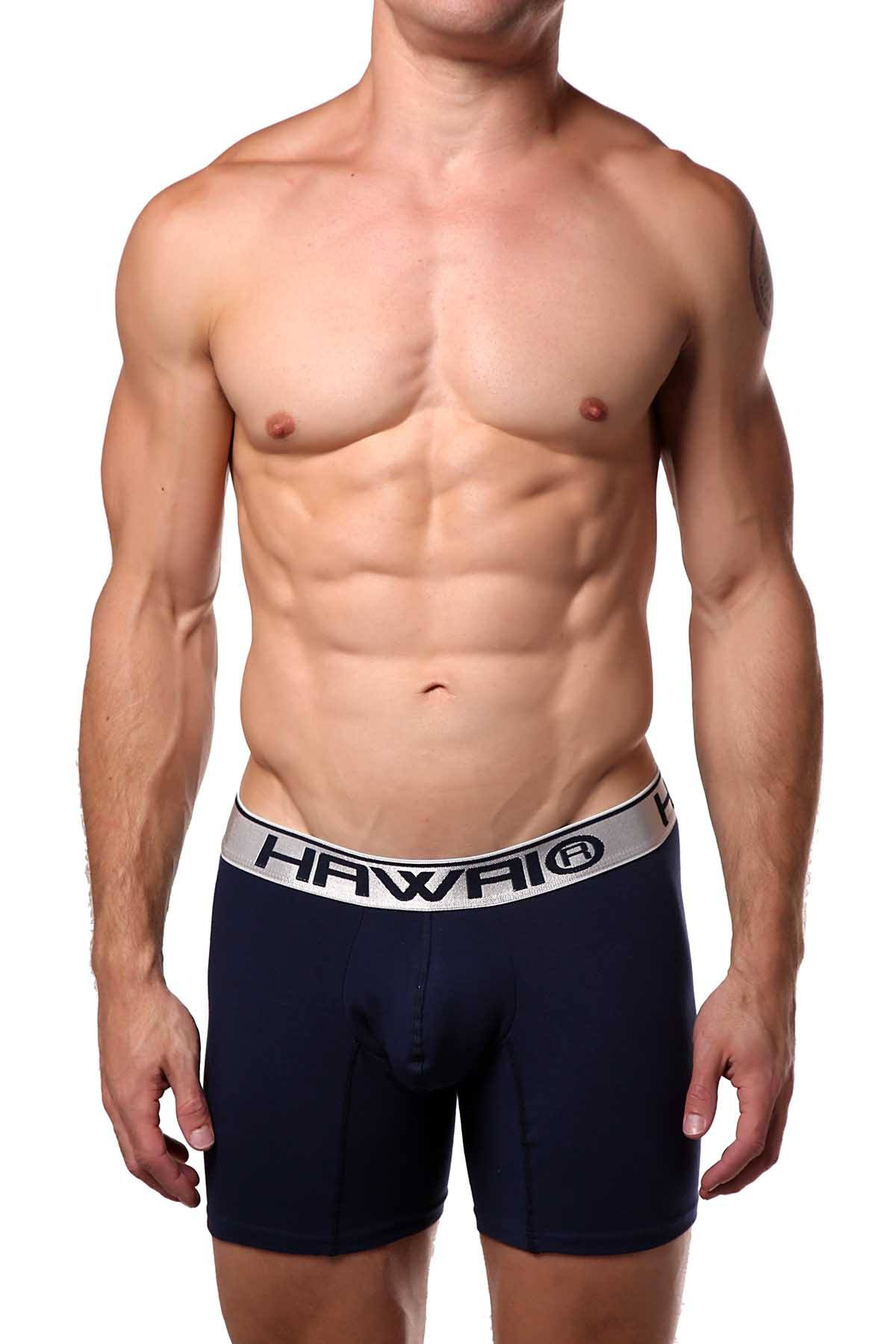 Hawai Navy Boxer Brief