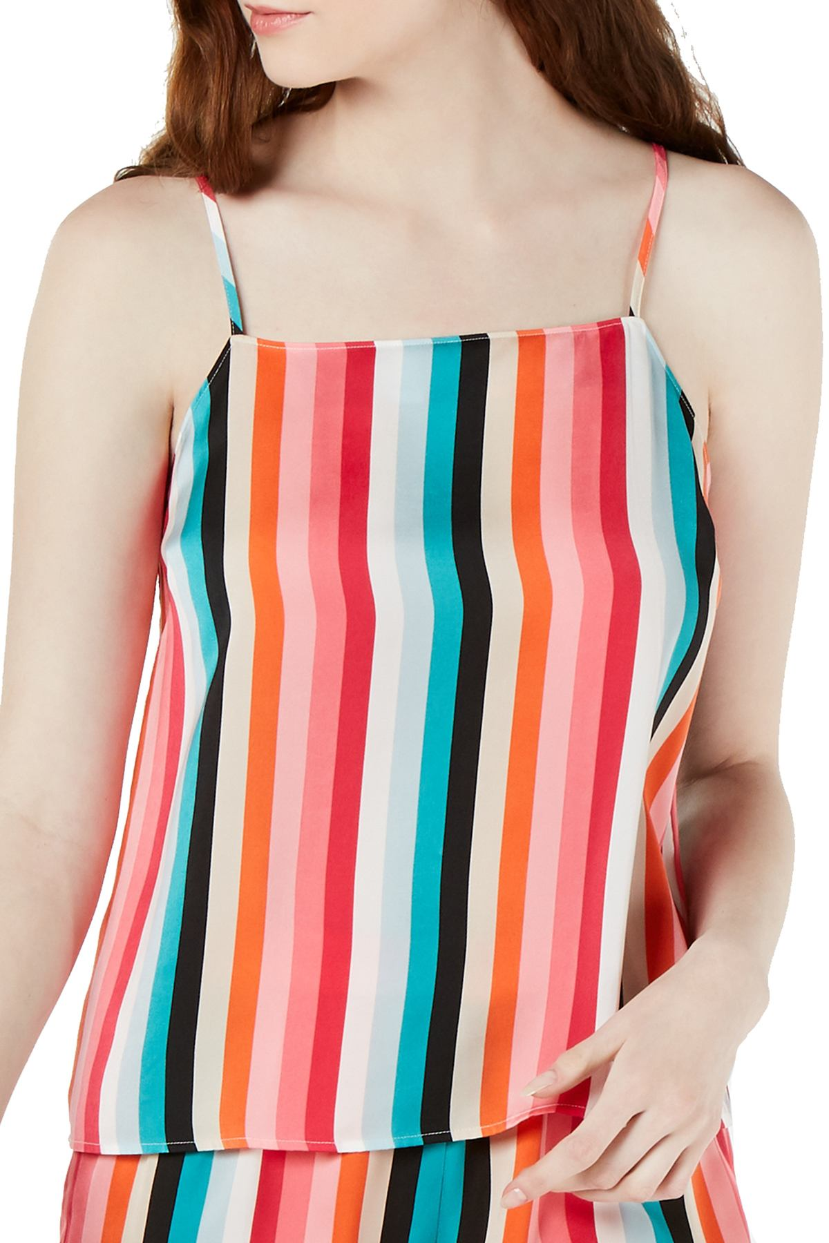 INC International Concepts Rainbow Striped Camisole