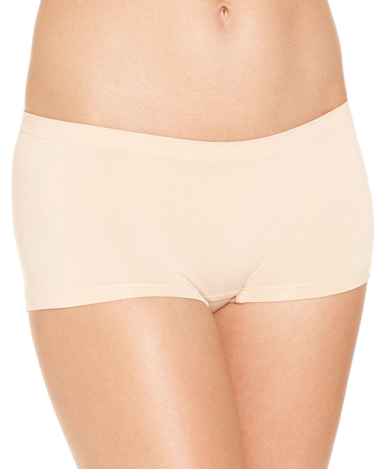 Jenni Seamless Boyshort in Sugar Almond