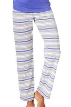 Jenni by Jennifer Moore Sleepy-Stripe Pajama Pant