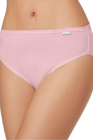 Jockey Frosty-Pink Elance Supersoft French-Cut Brief