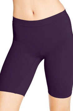 Jockey Royal-Plum Mid-Length Skimmies Slip Short