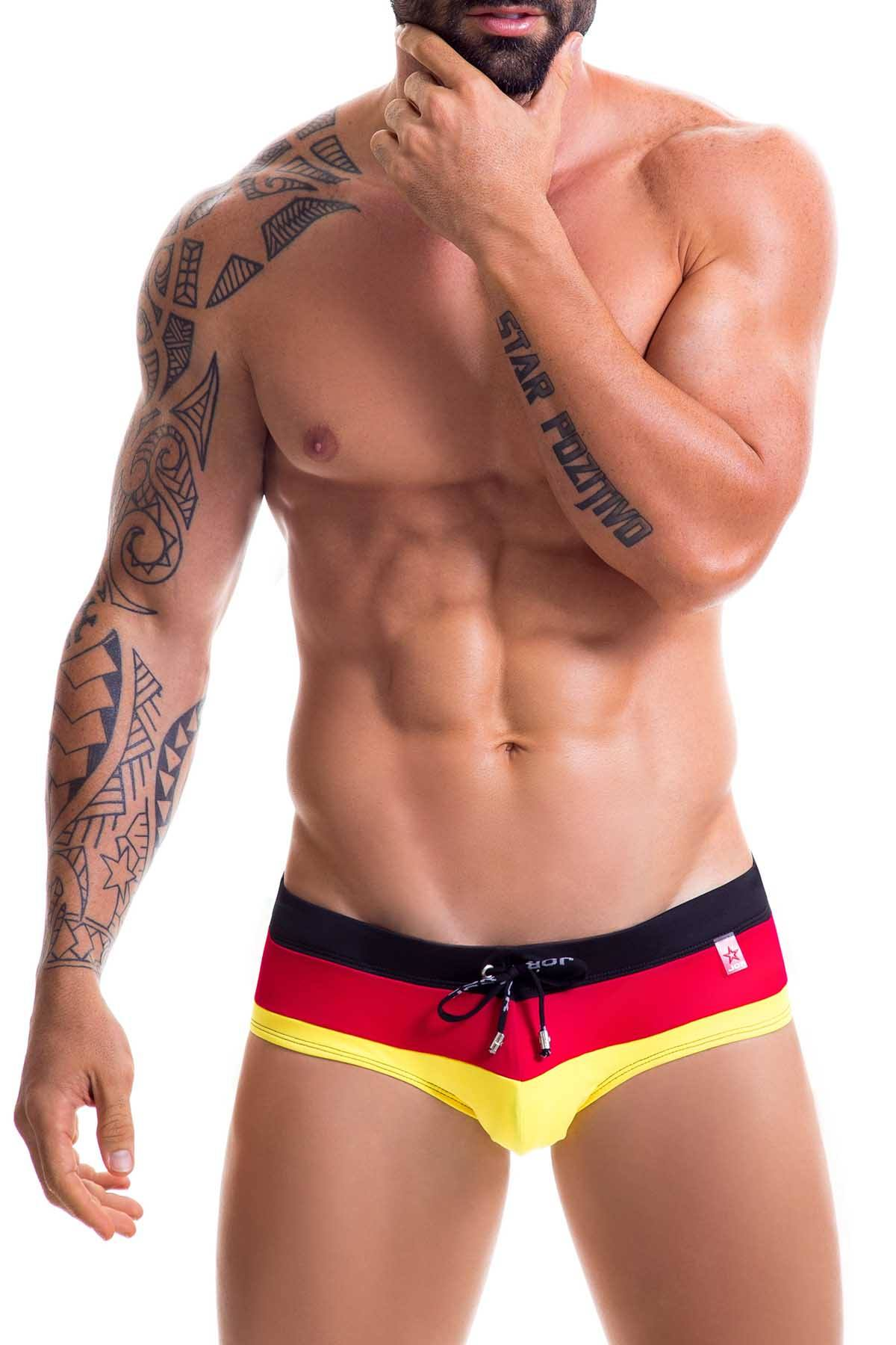 Jor Black Germany Swim Brief