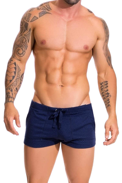 Jor Navy Naval Athletic Short - CheapUndies.com