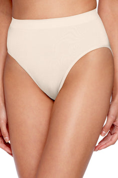 Maidenform Latte-Lift Light Everyday Control Seamless Hi-Cut Brief 2-Pack