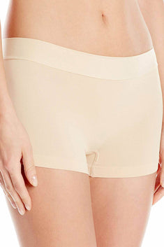 Maidenform Latte-Lift Seamless Smoothing Boyshort