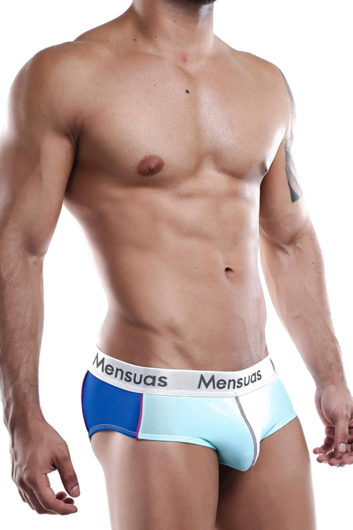 Mensuas Green MNH025 Brief