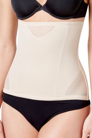 Miraclesuit Nude Sexy Sheer Shaping Extra-Firm Tummy-Control Waist Cincher