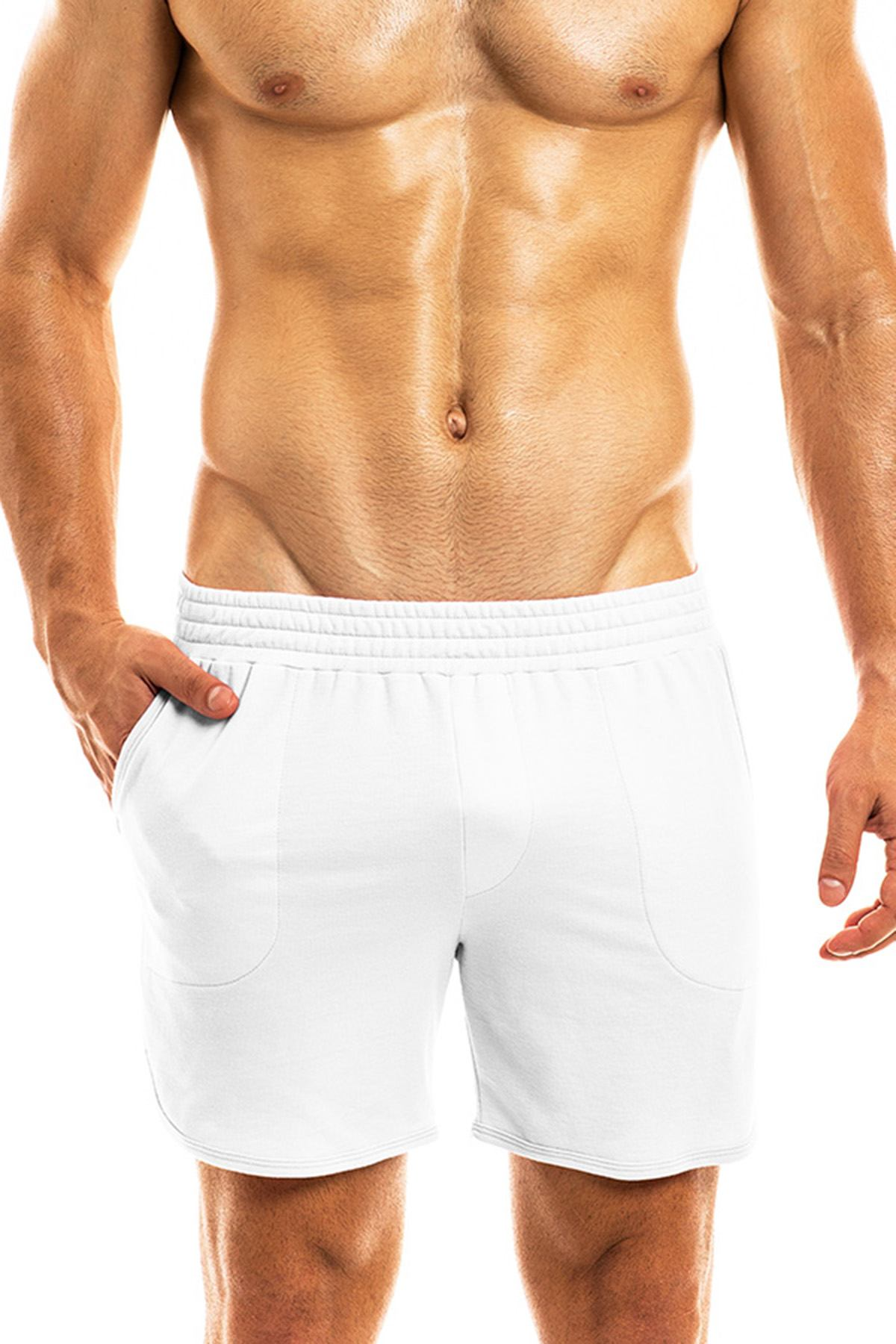 Modus Vivendi White Capsule Training Short