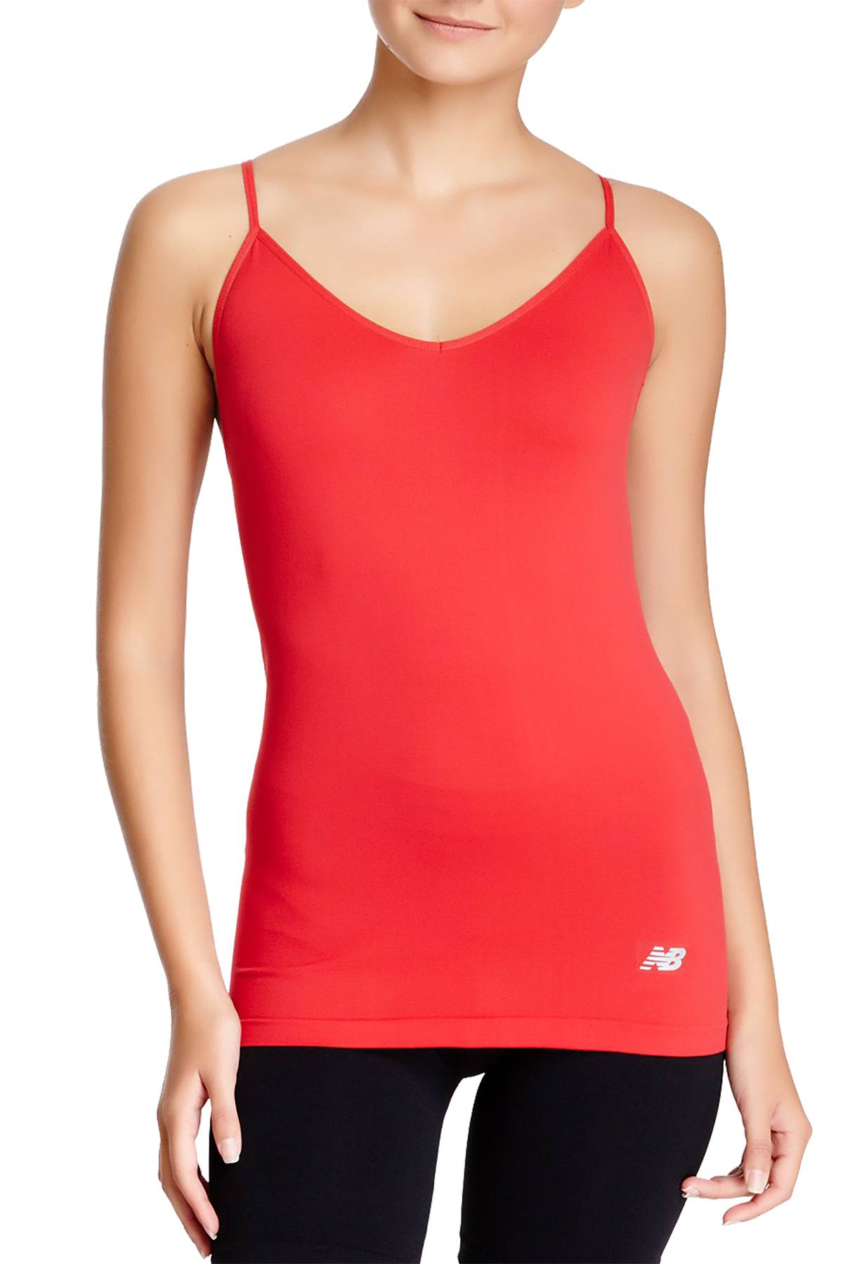 New Balance Formula-One-Red Sport Camisole