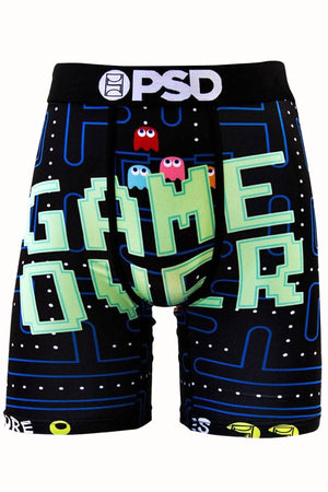 PSD Black Game-Over Boxer Brief