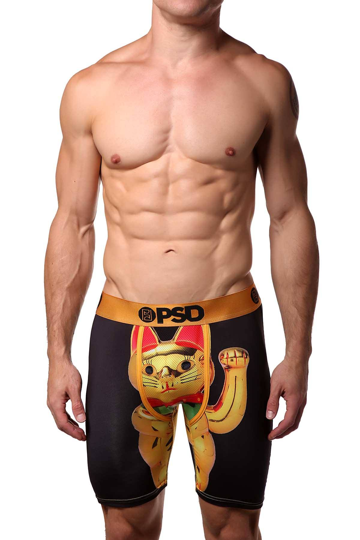 PSD Golden Kitty Boxer Brief