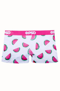 PSD White Watermelon Boyshort