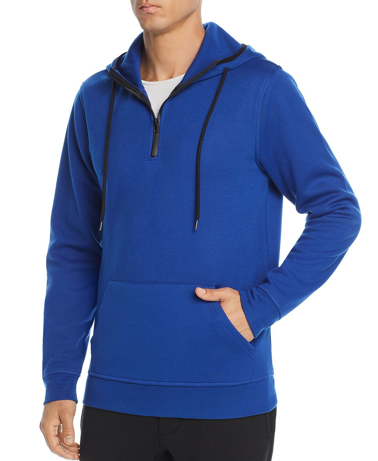 Pacific & Park Hooded Sweatshirt Royal Blue