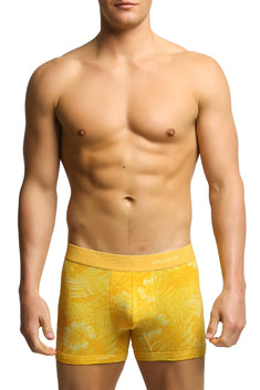 Papi Yellow Oasis Boxer Brief