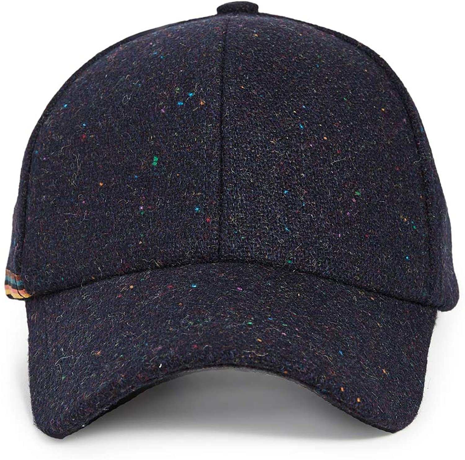 Paul Smith Men's Flecked Wool Cap