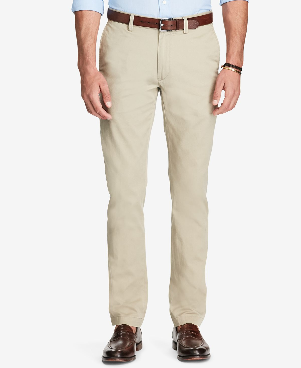 Polo Ralph Lauren Slim-fit Chino Pants Valley Tan