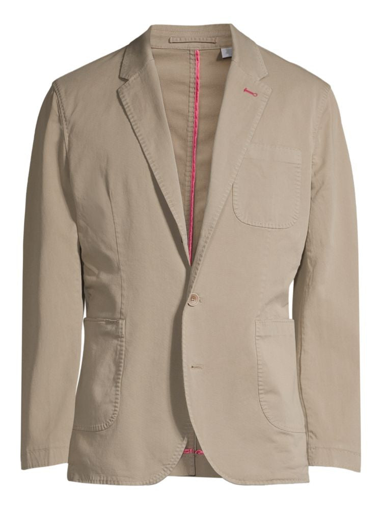 Robert Graham Cape South Sport Coat Khaki