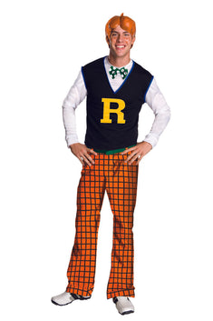 Rubies Costume Archie 3pc Adult Costume