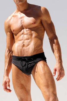 Rufskin Black BRADFORD Brief