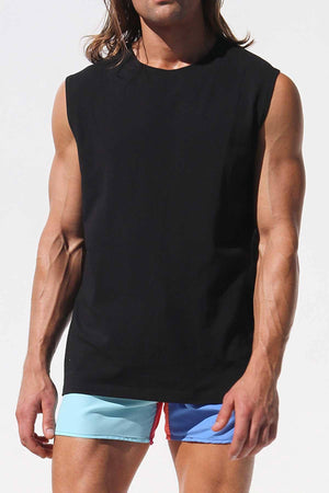 Rufskin Black ZOGO Tank Top