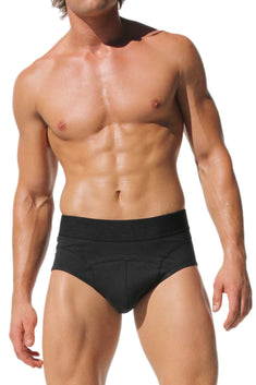 Rufskin Mercury Black Brief