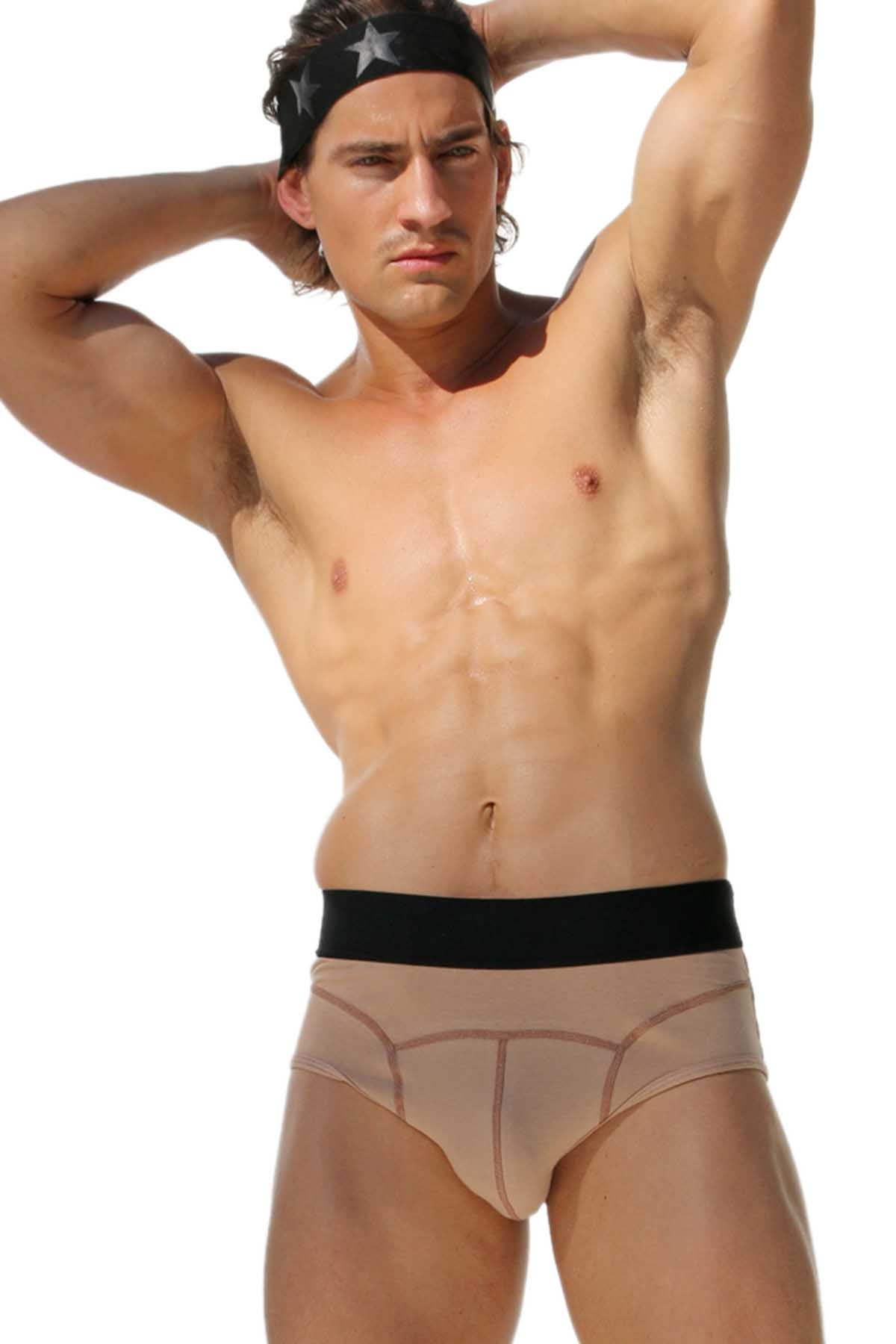 Rufskin Mercury Nude Brief
