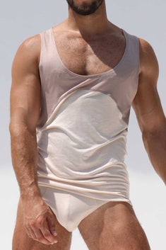 Rufskin Tan HORIZON Tank Top
