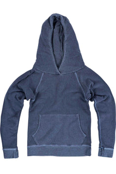 Rxmance Unisex Navy Blue Hooded Sweatshirt