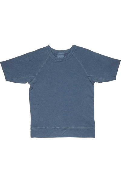 Rxmance Unisex Sky Blue Short Sleeve Sweatshirt - CheapUndies.com