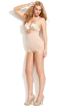 SPANX Nude Extra-Firm Control High-Waist Boy Short