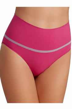 SPANX Tipped-Fuchsia Everyday Shape Seamless Brief