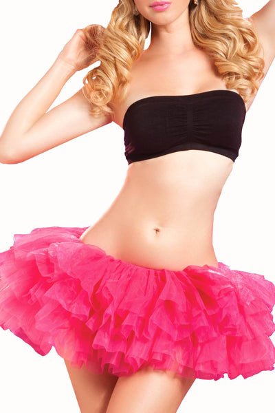 Seven 'Til Midnight Pink Tutu - CheapUndies.com