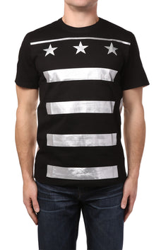 Smash Black Flag Tee
