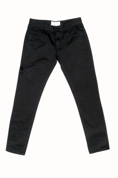Something Strong Navy Straight Leg 5-pocket Pant