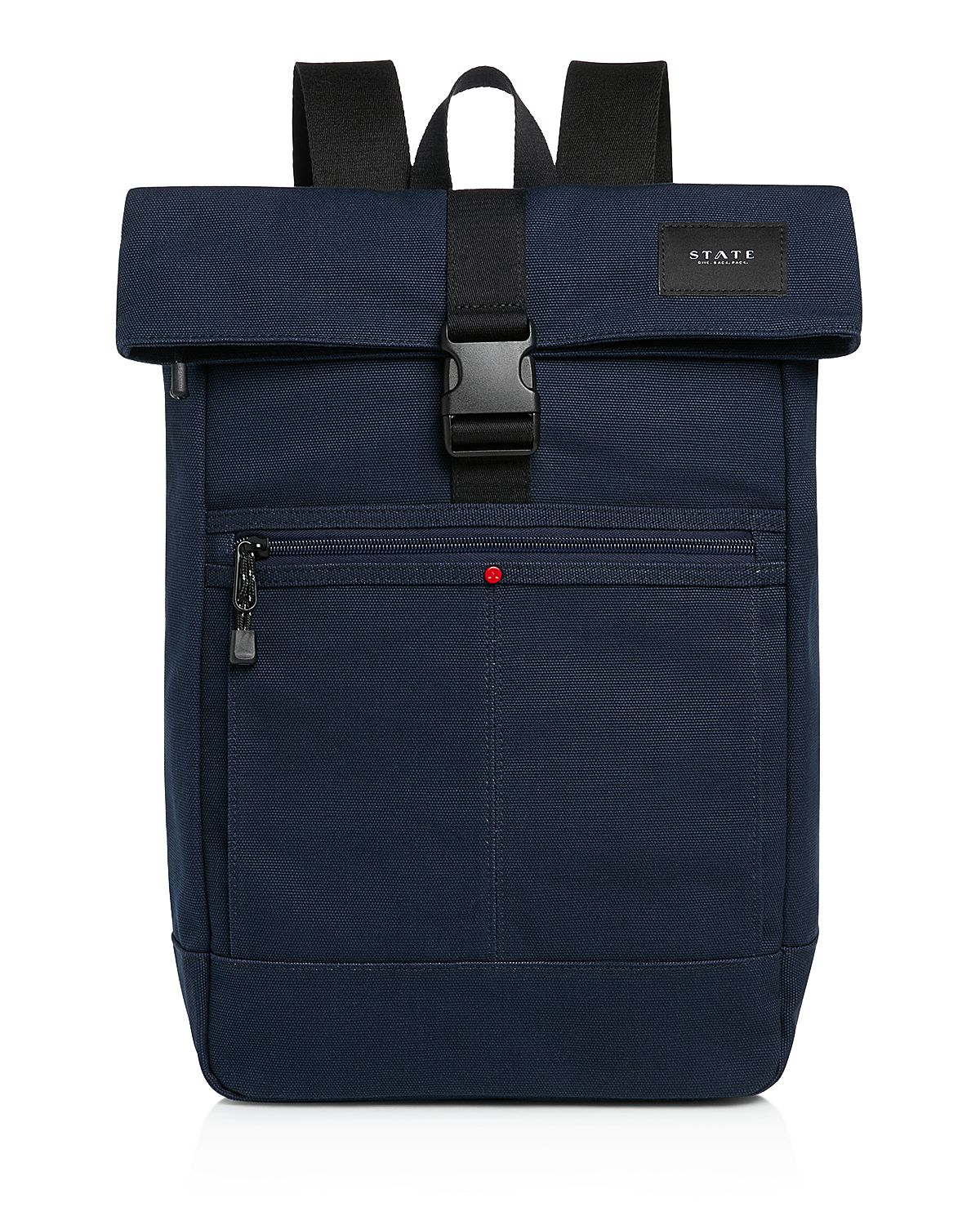 State Canvas Spencer Backpack Navy