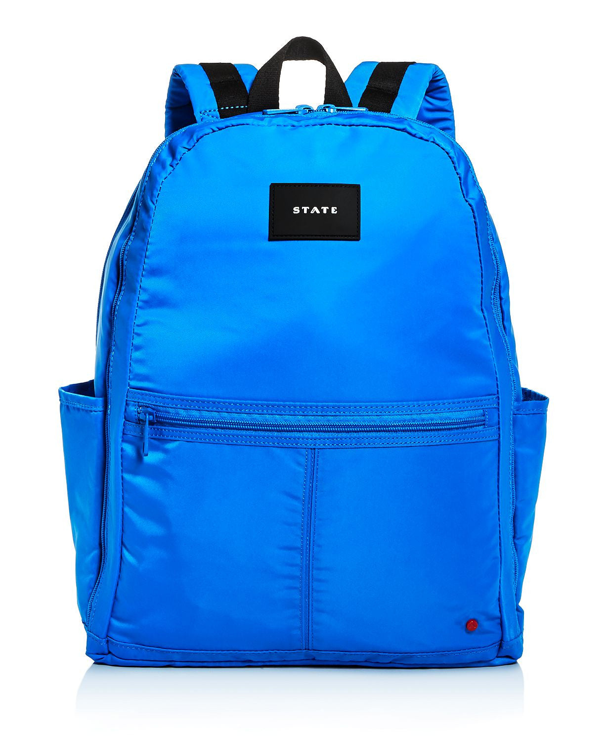 State Marshall Bedford Nylon Backpack Blue