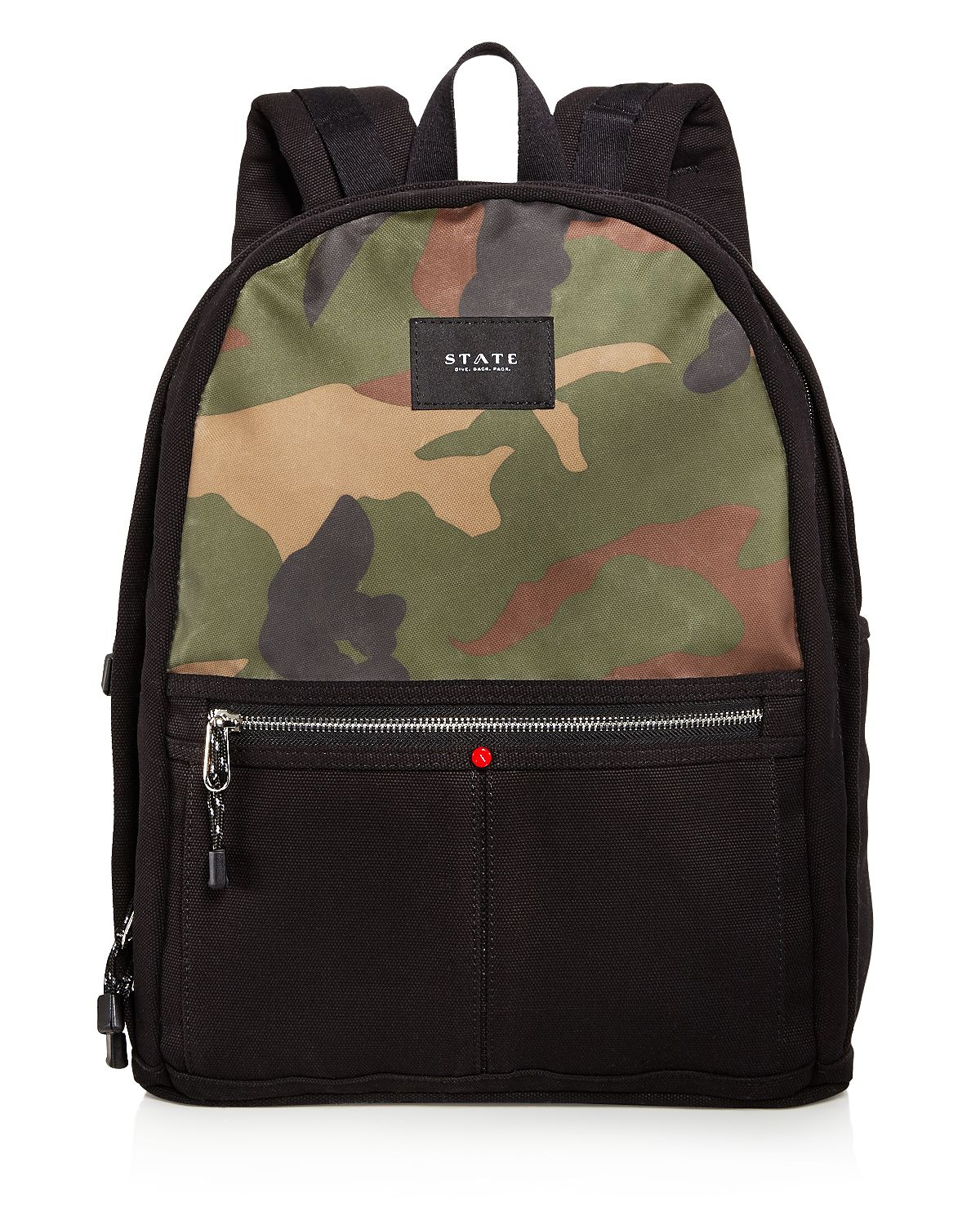 State Nevins Camouflage Backpack Camo/Black