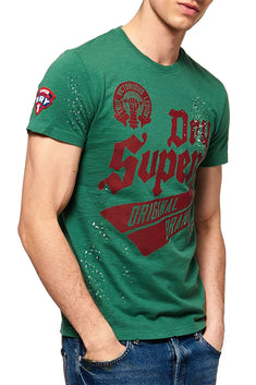 SuperDry Outback-Green Legion T-Shirt